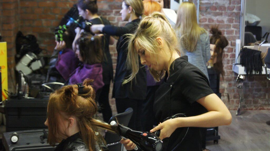 Hairdresser Training Liverpool