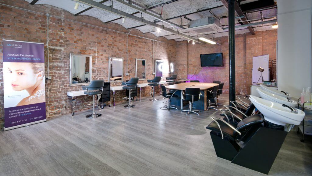 Hairdresser Training Facilities Liverpool