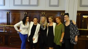 Images from The Very Big Catwalk event in Liverpool
