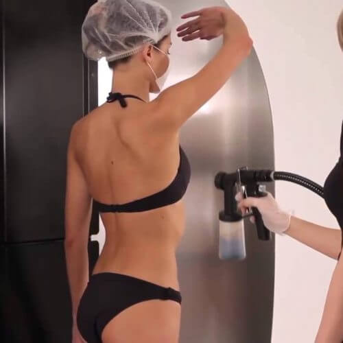 Beauty Space Spray Tan: By Chillout Beauty Training